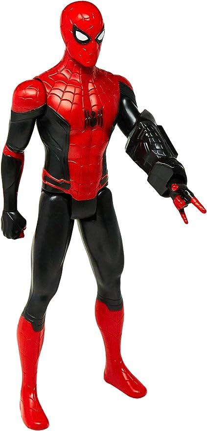 Boneco 2019 E5766 Homem Aranha Spider Man Vermelho Azul