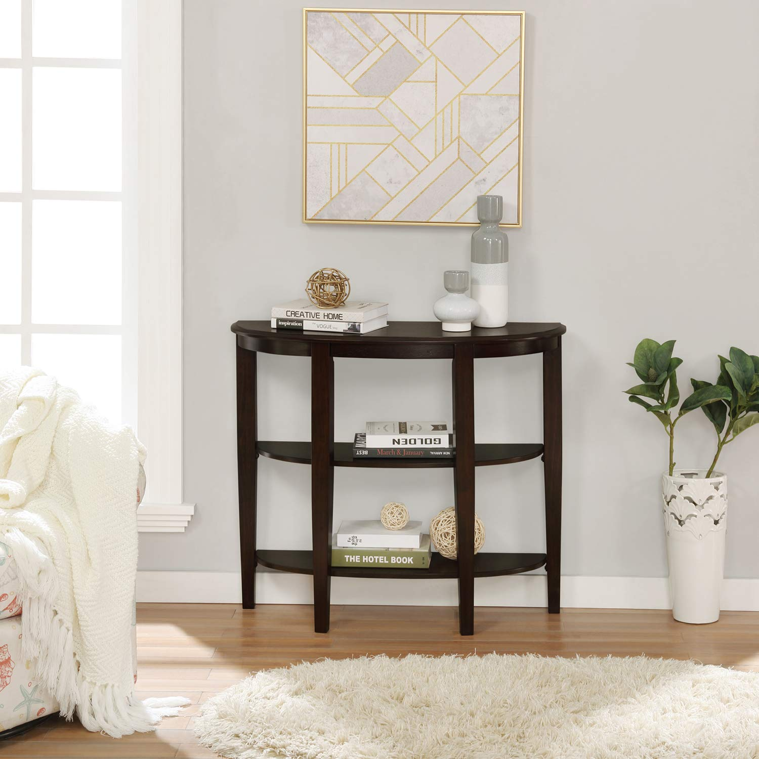 Sofa Table for Entryway