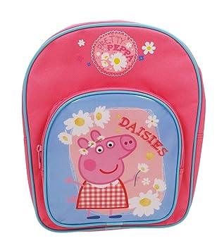Peppa Pig - Mochila Infantil Niños, Rosa (Rosa) - PEPPA001317: Amazon.es: Equipaje