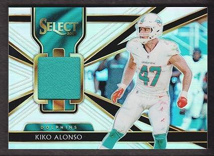 brand new ead0f 4369a 2018 Select Football Select Swatches Prizm #52 Kiko Alonso ...