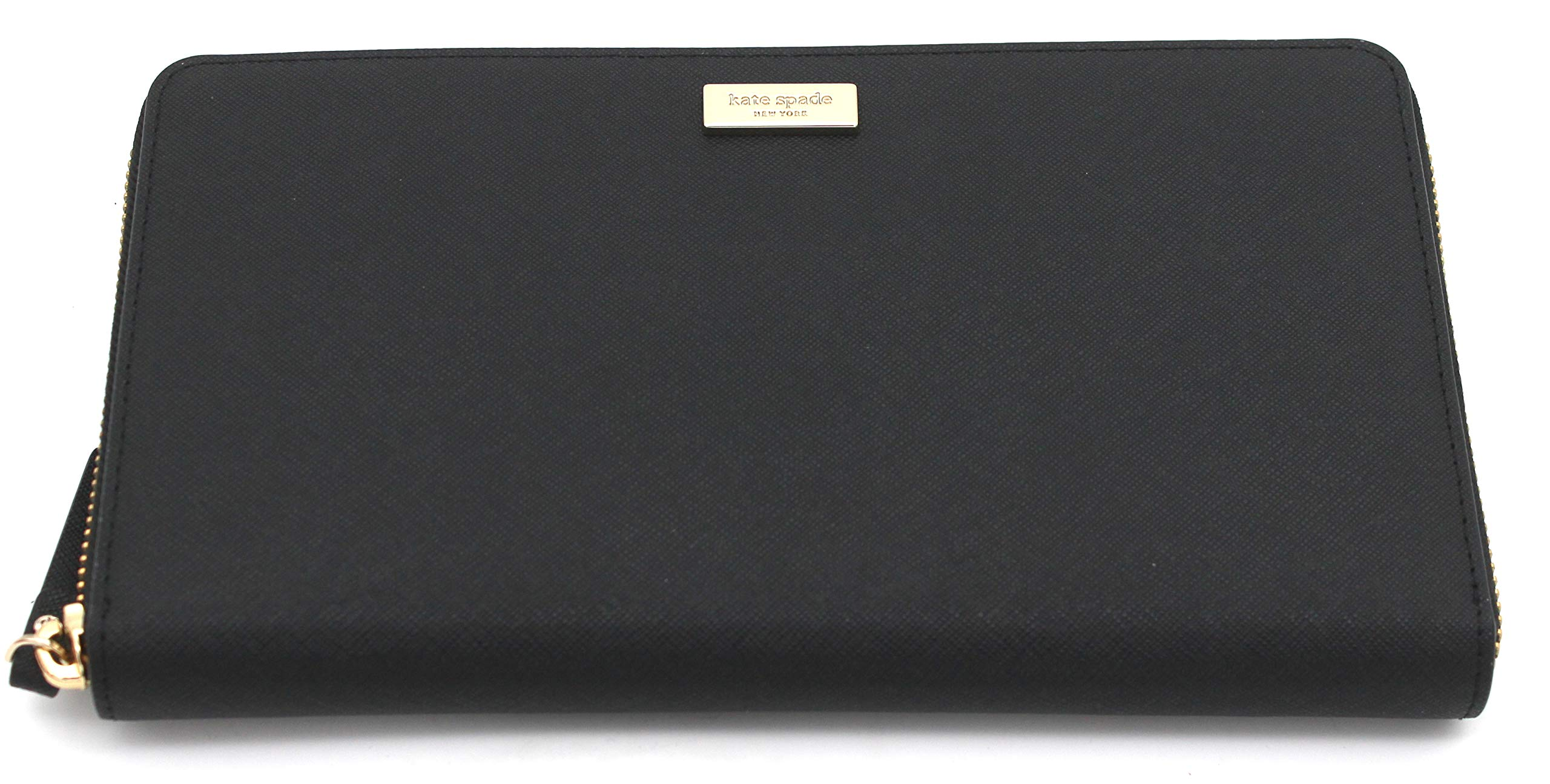 Kate Spade Laurel Way Kaden Large Travel Wallet (Black)