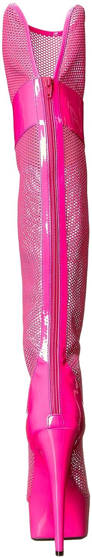 Ellie Shoes Women's 609-Ivy Boot B0182KW2JG 8 B(M) US Fuchsia