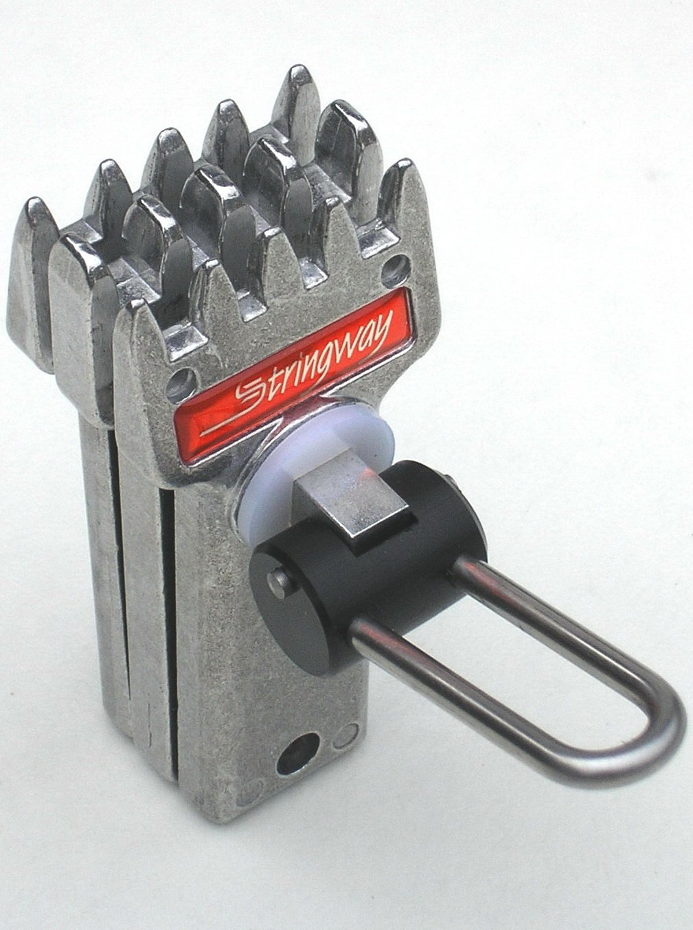 Stringway Double Flying Clamp, Made in Netherlands, Best in the Trade!