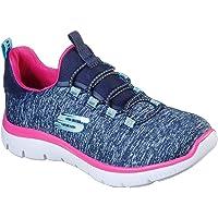 Skechers 302073L-NVHP_36 sneakers, marinblå, EU