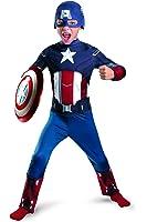 Disguise Boys Captain America Avengers Kids Costume