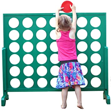 garden games big 4 1 2m tall giant version of connect 4 table top