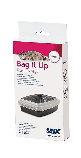 Amazon.com: Savic bolsa IT UP grande bandeja de basura ...