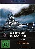 Schlachtschiff BISMARCK - Teil 1 - Von Hamburg nach Gotenhafen