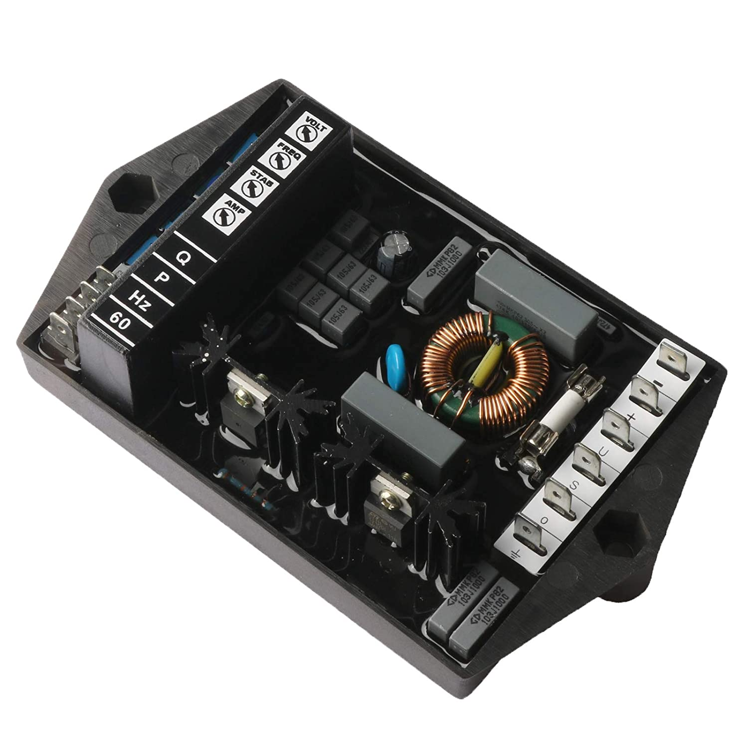 Friday Part AVR M16FA655A Automatic Voltage Regulator for Generator Genset With 1Year Warranty