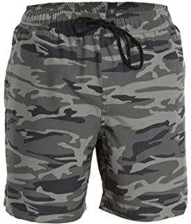 5d82b06f6f Men's Swim Trunks and Workout Shorts - Camouflage - Swimsuit or Athletic  Shorts - Adults Boys