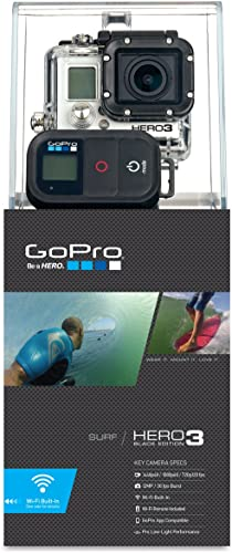 GoPro HERO3 Black Surf Edition Discontinued by Manufacturer