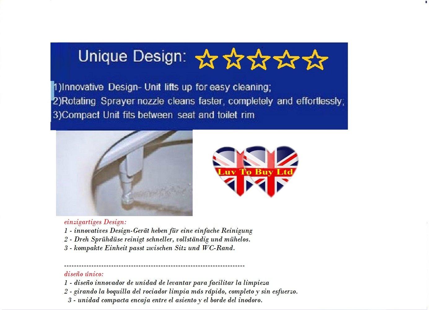 Bidet, Wc Bidet, Cold Water Bidet, Einfache Installation (sobald ... Kompakte Designer Toiletten