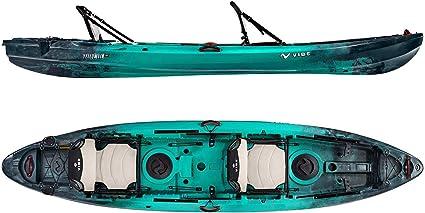 Vibe Kayaks Yellowfin 130T Tandem Fishing Kayak