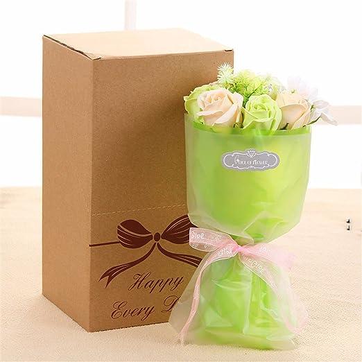 Weihnachten Geschenke Valentinstag Geschenk Seife Seife Blume