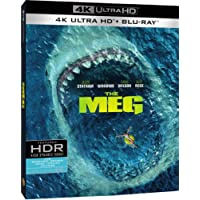 Meg (4K Ultra HD + Blu-ray + Digital) (4K Ultra HD)