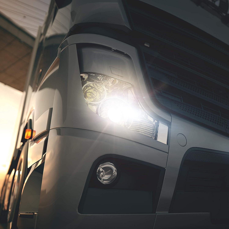 Osram 7511tsp Truckstar Pro Lamps 24 V 21 W Set Of 10 Auto