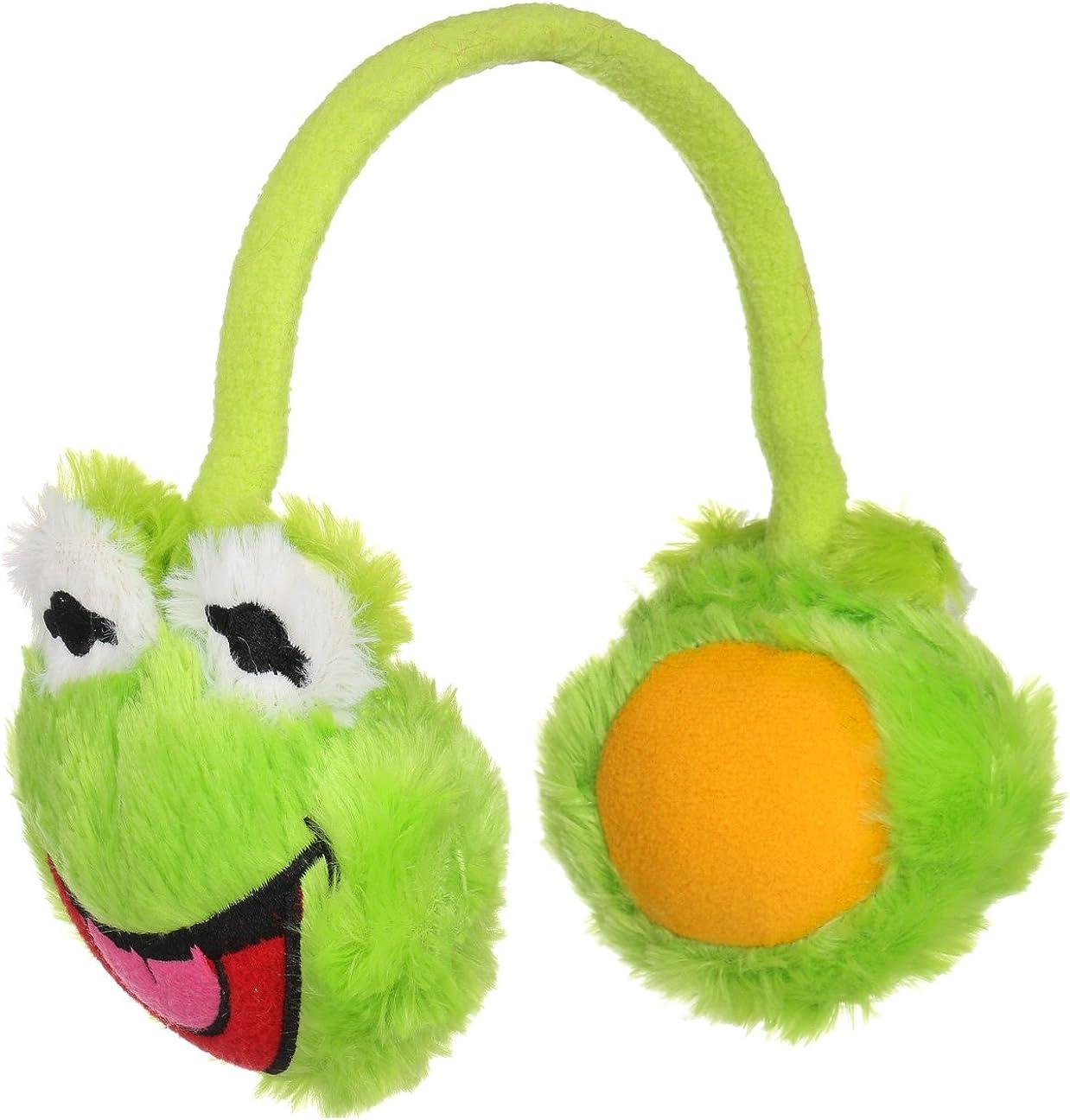 Chapeaushop Cache-Oreilles The Muppets Kermit Disney r/échauffe-Oreilles