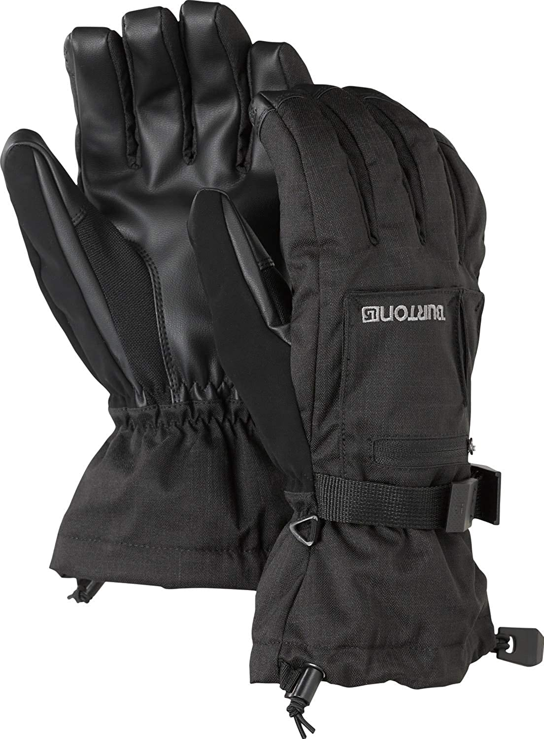 Burton Baker 2-in-1 Under Gloves Bog Heather Mens