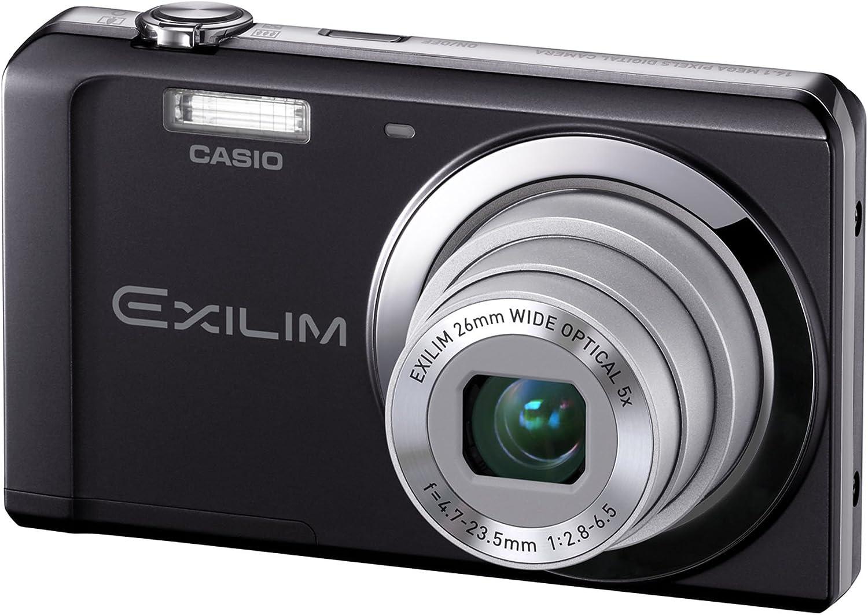 Casio EX-ZS5 - Cámara Digital Compacta, 14.1 MP (2.7 pulgadas, 5x ...