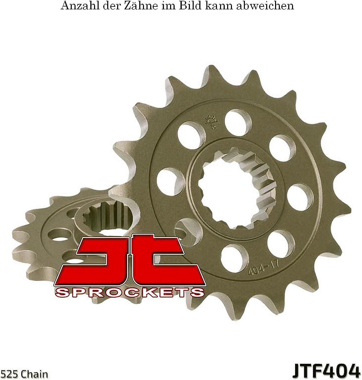 Ritzel 16 Z/ähne f/ür S 1000 RR ABS Baujahr 2009-2016 von jtSprockets