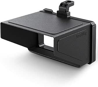 SmallRig Sun Hood Sun Shade Compatible with BMPCC 4K & BMPCC 6K Cage - VH2299