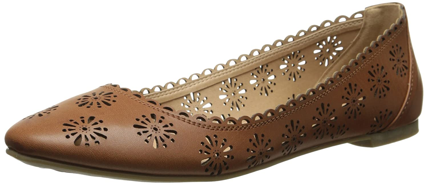 Pink & Pepper Maizy Women  Brown Flats