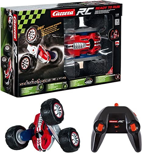 1:16 Carrera RC Mini Auto  Turnator Flip-Action Stunt Buggy ferngesteuertes P