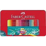 Faber Castell 115964Matite Acquerellabili colorate anni 'in metallo di alta qualità