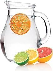 Jokari Healthy Steps Water Infuser, Single Unit, Colors Vary