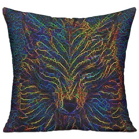 Amazon.com: WQBZL - Almohada decorativa de zorro eléctrico ...