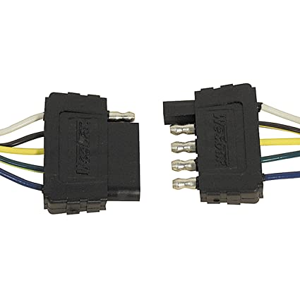 Amazon.com: Wesbar 707255 Double Ended Wire Harness Extension 5-Way on 6 pin connectors harness, 6 pin power supply, 6 pin transformer, 6 pin throttle body, 6 pin wiring connector, 6 pin ignition switch, 6 pin cable, 6 pin switch harness, 6 pin voltage regulator,