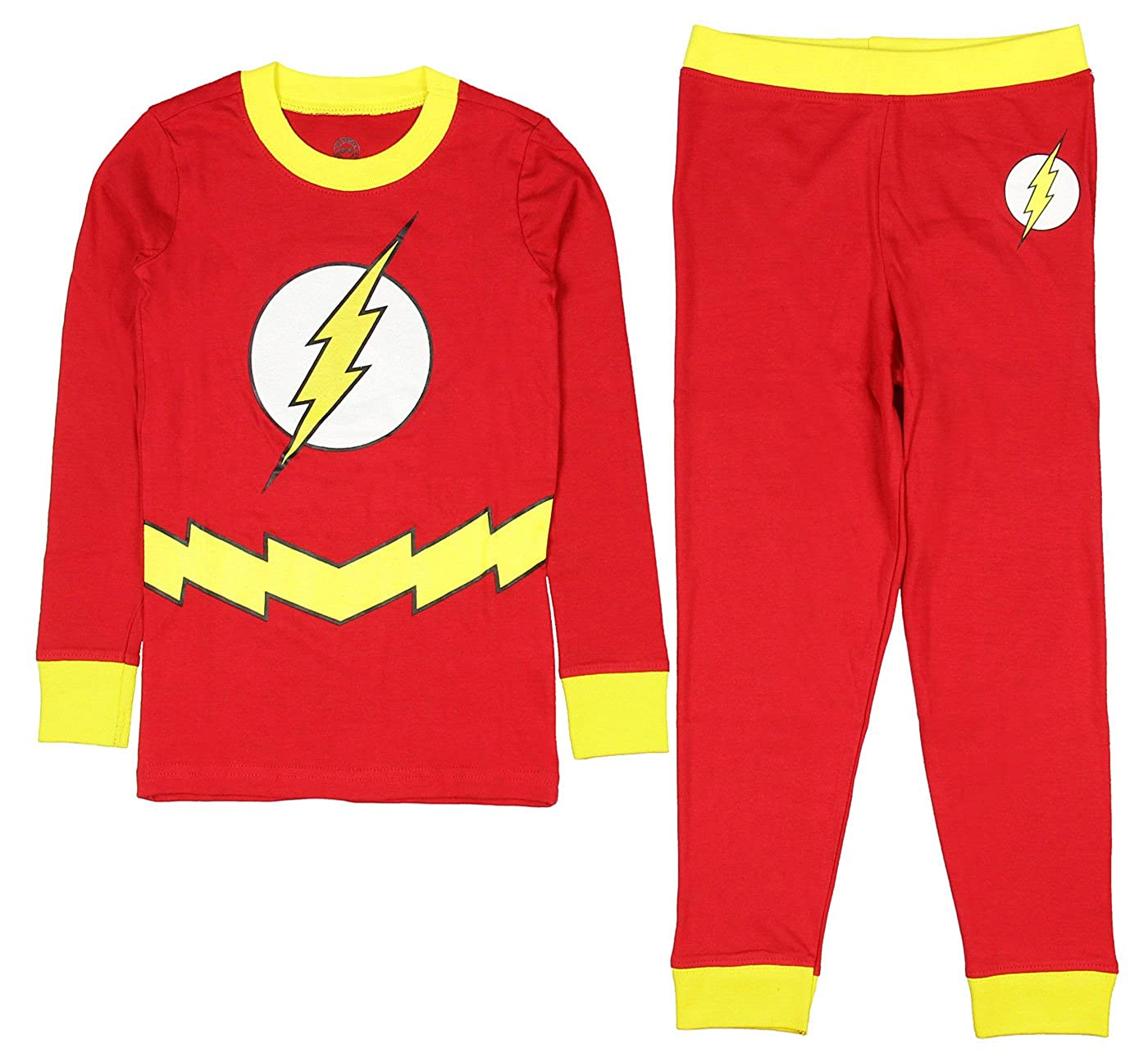 DC Comics Flash Little Boys 2 Pedazo Camiseta y Pantalones ...