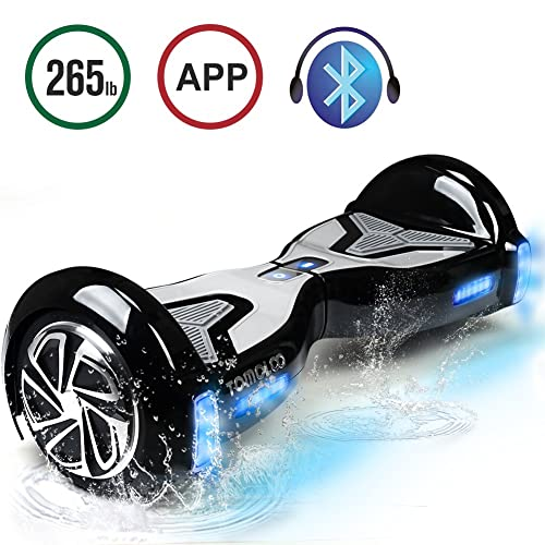 Tomoloo K1 Hoverboard Review