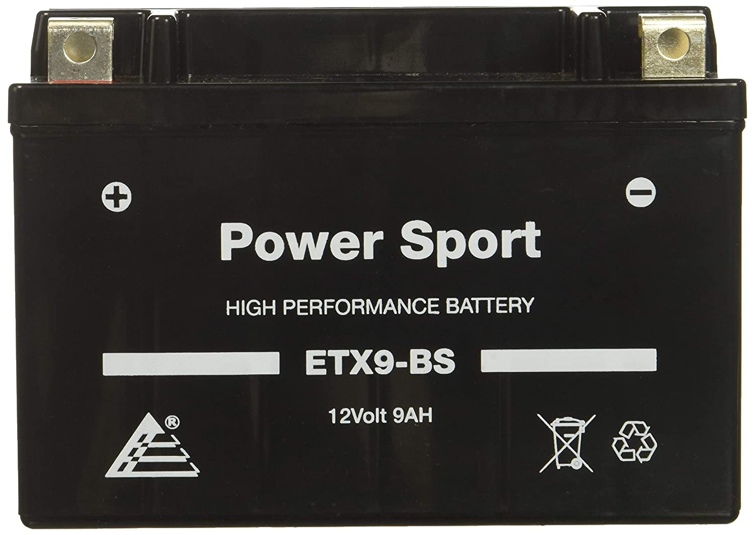 Best value for money ATV battery is the Expert Power ETX9-BS