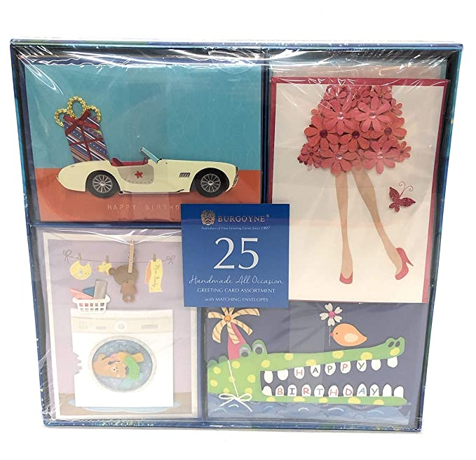 All Occasion Greeting Card Boxed Set