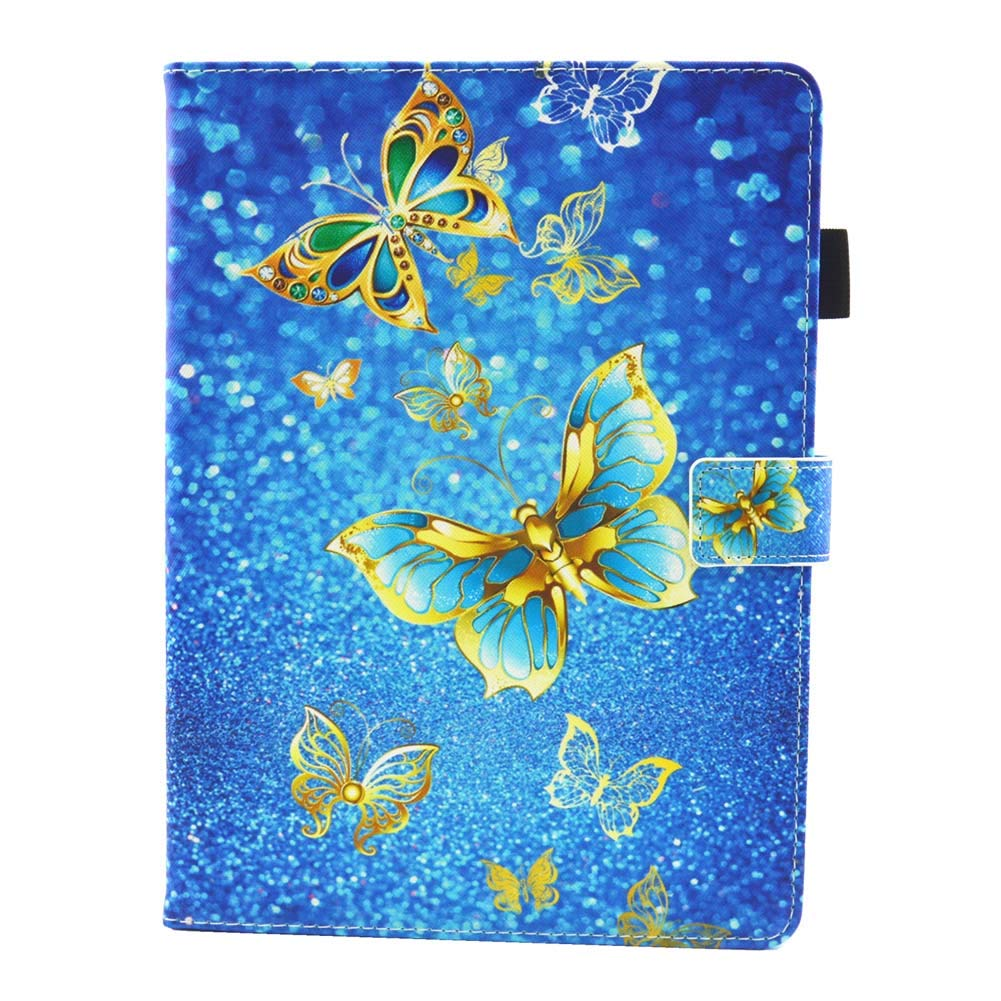 Povinmos Case Compatible for New iPad 7th Generation 10.2'' 2019 / iPad 10.2 Case - Smart Shell Stand Cover with Wallet for iPad 10.2 2019 by Povinmos