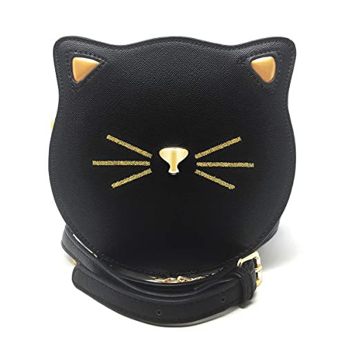 0fd05d9af6c Cat 3D Crossbody Bag, Ustyle Cute Animal Face Small Girl Purse Zipper Coin  Cell Phone Wallet Single Shoulder Bag
