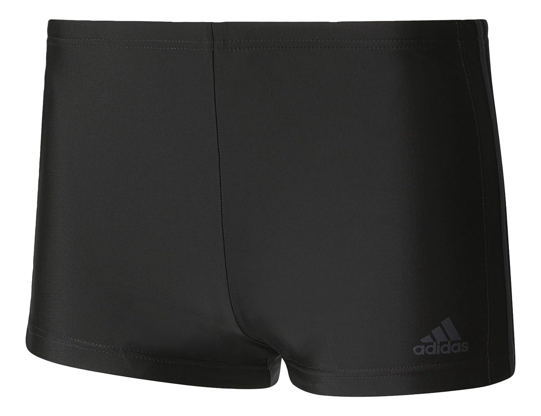 adidas Herren Infinitex Essence Core 3-Stripes Boxer-Badehose