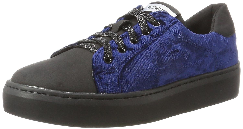 FEAI036, Baskets Femme, Blau (Blu), 39 EUFiorucci