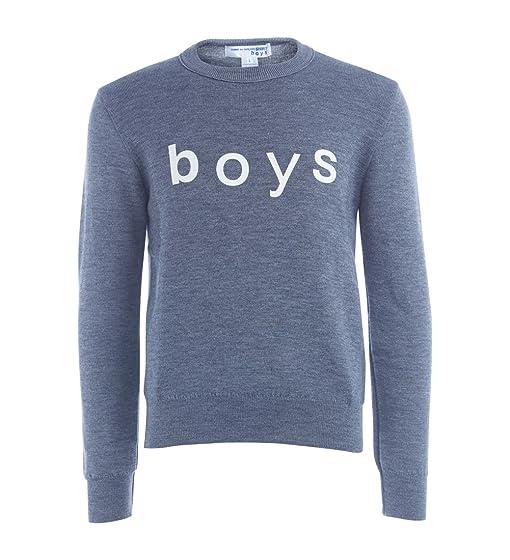 a basso prezzo 27634 7325d Maglione Comme Des Garçons Shirt Boys grigio: Amazon.it ...