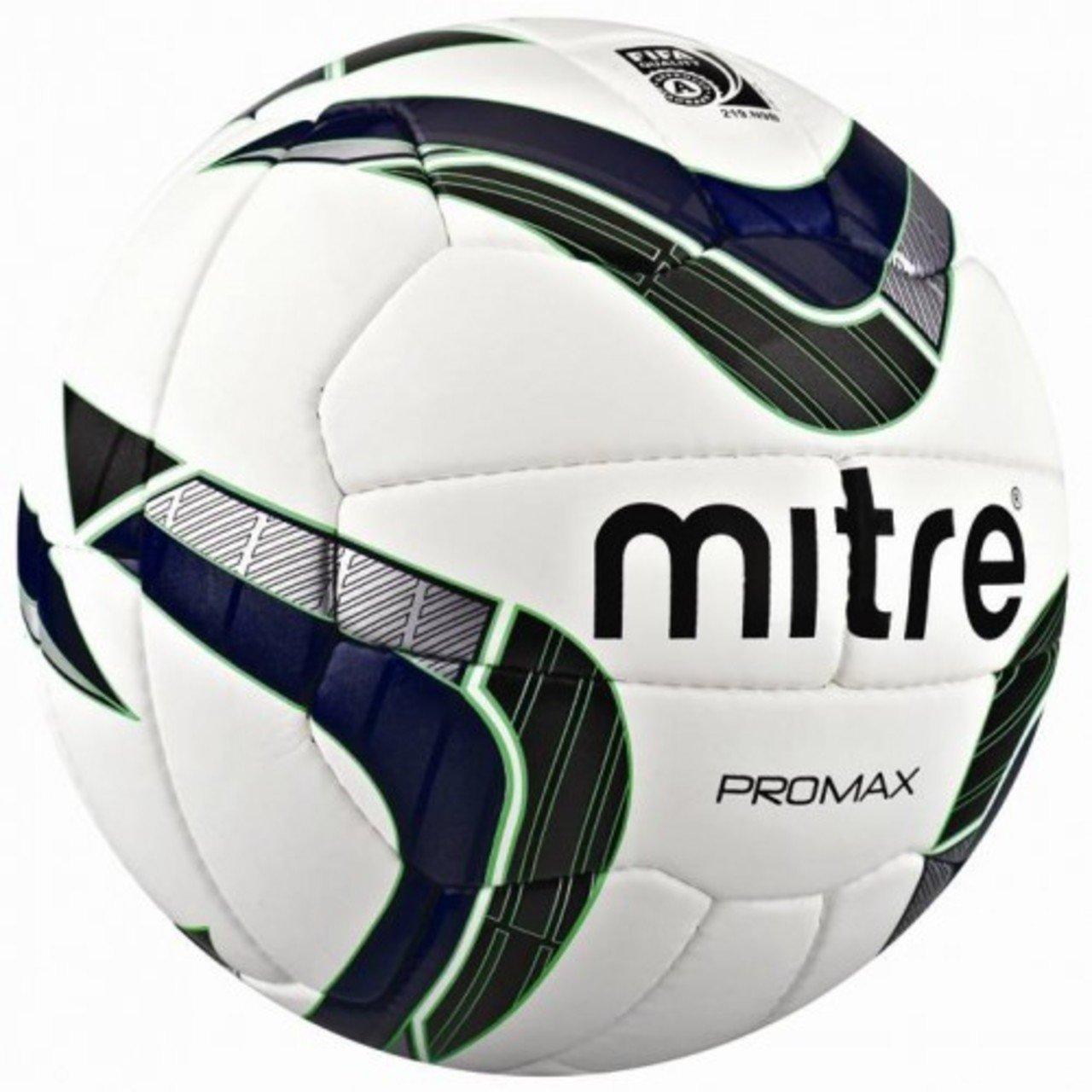 Mitre B4033 Pro Max Soccer Ball Size 5