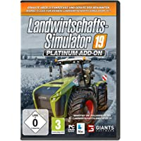 Landwirtschafts-Simulator 19: Offizielles Claas Add-On (PC) - Add-On [
