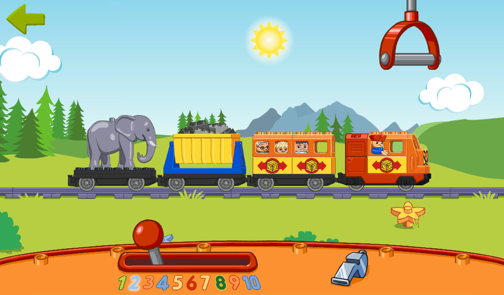 Amazon.com: LEGO® DUPLO® Train: Appstore for Android