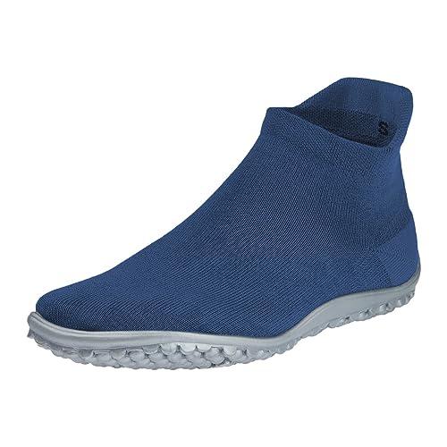 watch cea93 d01ae leguano Sneaker Blau – Extrem Leichter Barfußschuh