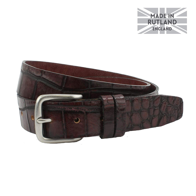 The British Belt Company Herren Herren Herren Gürtel B075T8TXNQ Gürtel Angemessener Preis 0ed3ea