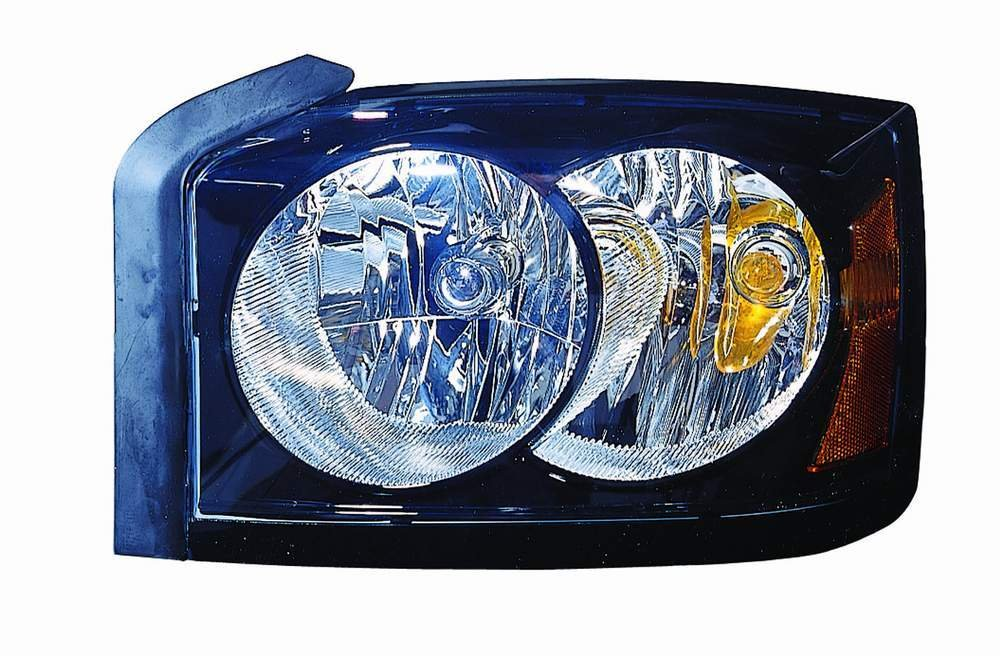 Depo 334-1112L-AS2 Dodge Dakota Driver Side Replacement Headlight Assembly 02-00-334-1112L-AS2