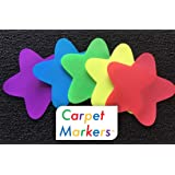 CARPET MARKERS for Teachers, Educators (30 Pack of Stars) | The Original CARPET MARKER
