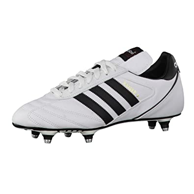 Kaiser 5 Cup SG - Chaussures de Foot Blanc/Noir - taille 8 AqpeZw