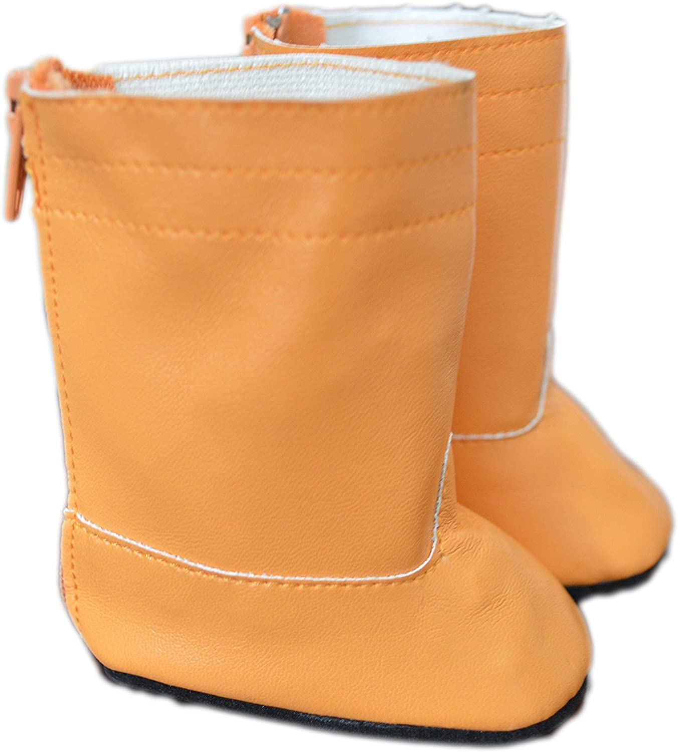 Brittanys My Fall Boots Compatible with Wellie Wisher Dolls