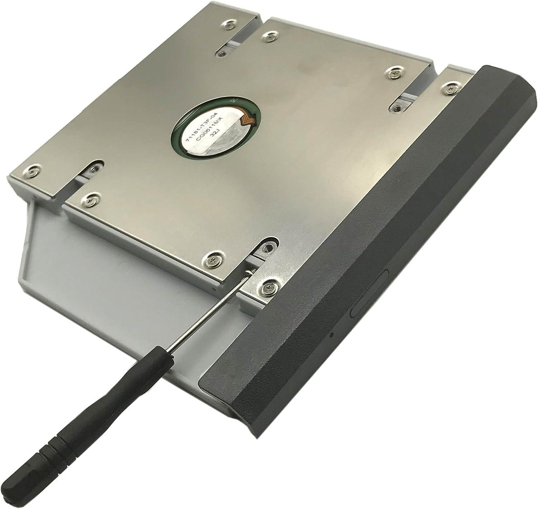 Ultracady 2do Disco Duro SSD Disco Duro Caddy para Lenovo Thinkpad ...